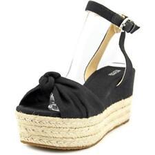 Calzado de mujer sandalias con tiras Michael Kors de lona