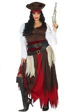 Déguisement Femme Pirate des Caraibes XL 44 Costume Adulte Corsaire