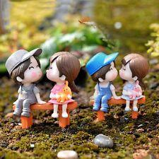 Lovers Gardening Props Miniature Fairy Garden Ornament Decor Pot DIY Dollhouse