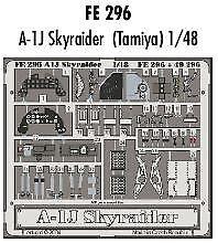 Eduard 1/48 A-1J Skyraider etch for Tamiya # FE296