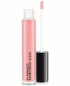 MAC Cremesheen Glass~JUST SUPERB~Pink Cream-Retired! Great Gift Lip Gloss~Global