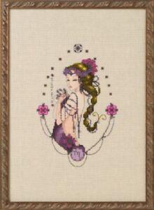 Scorpio  Zodiac Girls - #NC335 Nora Corbett New Chart