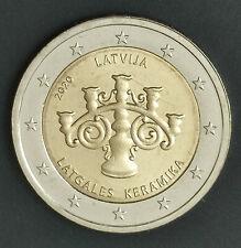 2 Euro Lettland 2020 Keramik - Prägefrisch von der Rolle - Auf Lager