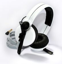 Custom Cans High Gloss White HD25 2016 DJ Headphones with 2yr warranty