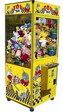 TOY TAXI Crane Claw Machine Coin Operated Vending BRAND NEW FREE SHIPPING