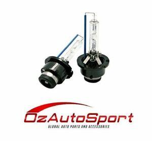 2 x HID Xenon Headlight Bulbs D2S 6000K Globes for Toyota Honda Lexus BMW