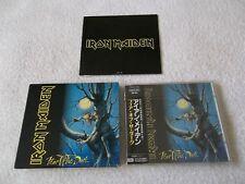 Japanese, IRON MAIDEN - Fear Of The Dark, Japan CD 1992, +OBI, Booklet, Transfer