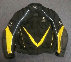 Victory Ride Gear U.S. Army Motorcycle Jacket XXL
