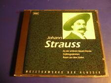 STRAUSS An der Schönen blauen Donau..Carl Michalski, Peter Falk, Alfred Scholz