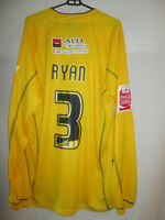 Robbie Ryan Bristol Rovers Match Worn Signed 2005-2006 Football Shirt COA /20784
