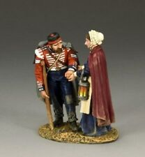 King & Country CRW041 Nurse Florence Nightingale & Wounded - Crimean War