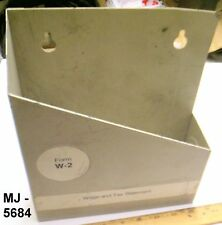 New listing Wall Mounted Metal Box for Forms or (?)