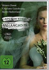 $ DVD  *  MELANCHOLIA    KIRSTEN DUNST , KIEFER SUTHERLAND#NEU OVP