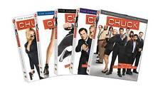Chuck ~ Complete Series ~ Season 1-5 (1 2 3 4 & 5)