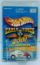 Hot Wheels 2001 Early Times Mid Winter Rod Run Limited Edition RR's Sooo Fast