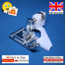 Adjustable Blind Hem Foot - for Domestic Sewing Machines Snap on Presser Stitch
