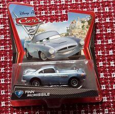 DISNEY PIXAR CARS 2 FINN MCMISSILE #2 1:55 DIE-CAST V2799 2010 by Mattel - NEW!!
