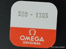 Vintage ORIGINAL OMEGA ESCAPE WHEEL & PINION Part #1305 for Omega  Cal. 550