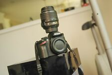 Nikon D3200 camera body with a Nikon AFS 18-55mm lens and more