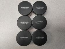 Lot of 6 Bare-Escentuals bareMinerals mineral veil 9g xl original Face Powder