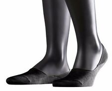 3 Pairs Ladies Women Girls Black Invisible Trainer Footies Pumps Ballerina Socks