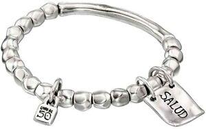 NEW AUTHENTIC UNO DE 50 Saludable bracelet PUL1209MTL0000M