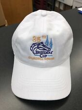 2018 Breeders Cup 35th Running  Nov. 2 and 3 -White Cap new ready to ship
