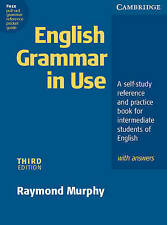 USED (VG) English Grammar In Use with Answers: A Self-study Reference and Practi
