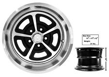 1965-73 Mustang Magnum Alloy Wheel 15x10-Inch w/Cap New Dii