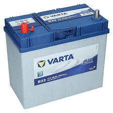 Varta B33 12V 45Ah 330A/EN Autobatterie Blue Dynamic PKW Batterie NEU