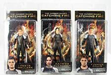 Lot de 3 figurines The Hunger Games Catching Fire (Katniss + Peeta + Finnick)