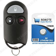 Replacement for Nissan 95-98 200SX 240SX 97-99 Altima Remote Car Keyless Key Fob