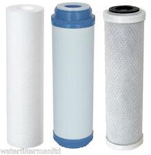 """Les filtres de remplacement pour 3 stade hma système de filtre à eau filtre métal lourd 10 """""""