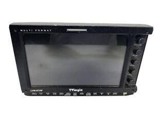 """TVlogic LVM-071W 7"""" Multi-Format LCD HD/SD Monitor"""