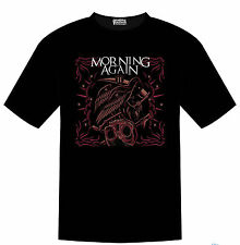 Morning Again - II DESIGN T-SHIRT SIZE M