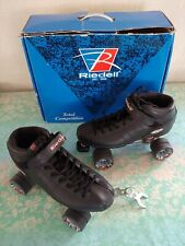 Riedell R3 Mens Indoor Roller Skates with Cayman Radar Wheels Size 11 Competitio