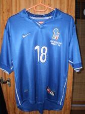 BAGGIO R. 18 ITALIA Maillot Maglia Shirt Officiel World Cup France 98 Italy