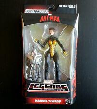 """Marvel Legends Ant-Man Series Marvel'S Wasp 6"""" Action Figure w/ Baf Ultron Torso"""