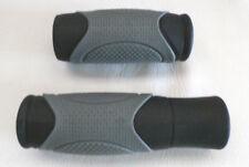 Comfort Bike Rubber Handlebar Grips - Ergonomic Shape