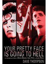 Dave Thompson Your Pretty Face Is Going To Hell Learn Play Biography MUSIC BOOK