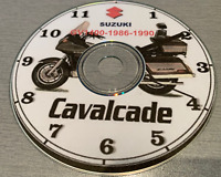 1986-1990 Suzuki GV1400 Cavalcade GD GT Service Manual on CD