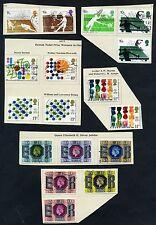 Lot of 30 stamps, Uk, 1977. Scott 802-826 Five Complete Sets