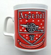 Arsenal Vintage 1970's Coffer Sports Mug Rare Ceramic Cup