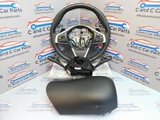 BMW X1 Heated Steering Wheel Complete with Indicator Stalks & Cowl Trim F48 *24