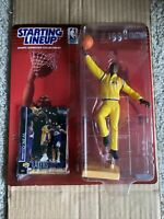 1998 Shaquille O'Neal SHAQ Starting Lineup Figure Los Angeles Lakers