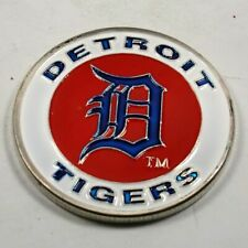 MLB Detroit Tigers Poker Chip Card Guard Challenge Coin Golf Marker