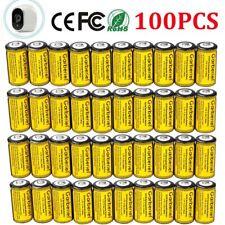 Lot 2800mAh 3.7v Li-ion 16340 Rechargeable Batteries for Netgear Arlo Camera USA