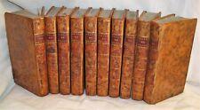 oeuvres dramatiques de Nericault Destouches théâtre 10 volumes 1774 reliure LA18