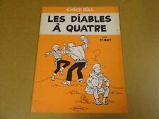 BD EDITION CHLOROPHYLLE 1979 / CHICK BILL - LES DIABLES A QUATRE