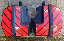 RED REFLECTIVE CHEVRONS TO FIT BMW R1150RT ALL COLOURS STICKERS GRAPHICS DECALS
